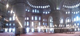 Sultanahmed camisi, 17-ci asir. Arhitektoru Koca Sinanın üürenicisi