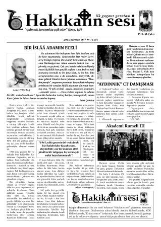 1 sayfa